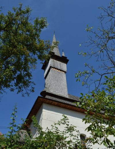 """Biserica de lemn """"Cuvioasa Paraschiva"""" din Cetăţele"""