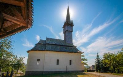 """Biserica """"Cuvioasa Parschiva"""" din Cetăţele"""