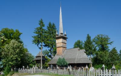 "Biserica de lemn ""Sf. Ana"" din Coruia"