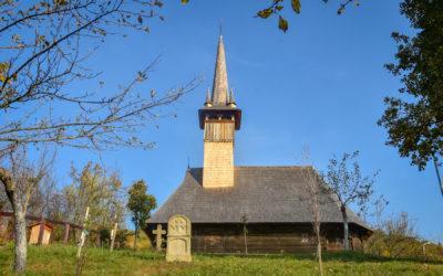 """Biserica de lemn """"Sfântul Mare Mucenic Gheorghe"""" din Baia Mare"""