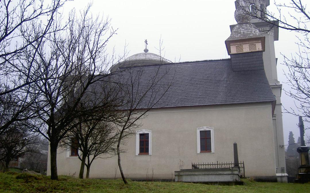 """Biserica """"Adormirea Maicii Domnului"""" din Baia Sprie"""