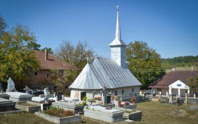 """Biserica """"Sf. Ioan Botezătorul"""" din Berchez"""