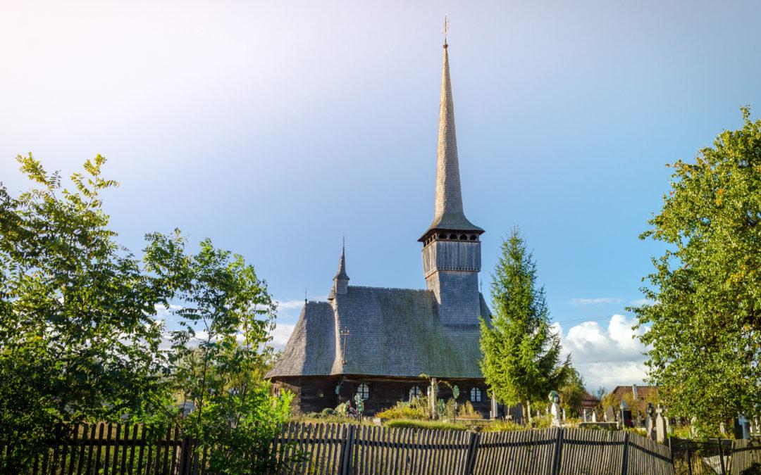 """Biserica de lemn """"Sfântul Ilie"""" din Posta"""
