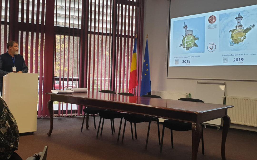 """""""Biserici din Ţara Chioarului. Tururi virtuale"""" – la Conferinţa Asociației de Științe Etnologice din România (ASER), Sibiu 6-8 noiembrie 2019"""