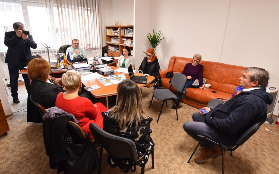 """Conferinţă prilejuită de prezentarea rezultatelor finale ale proiectului Biserici din Ţara Chioarului. Tururi virtuale"""" co-finanţat de AFCN în anul 2019"""