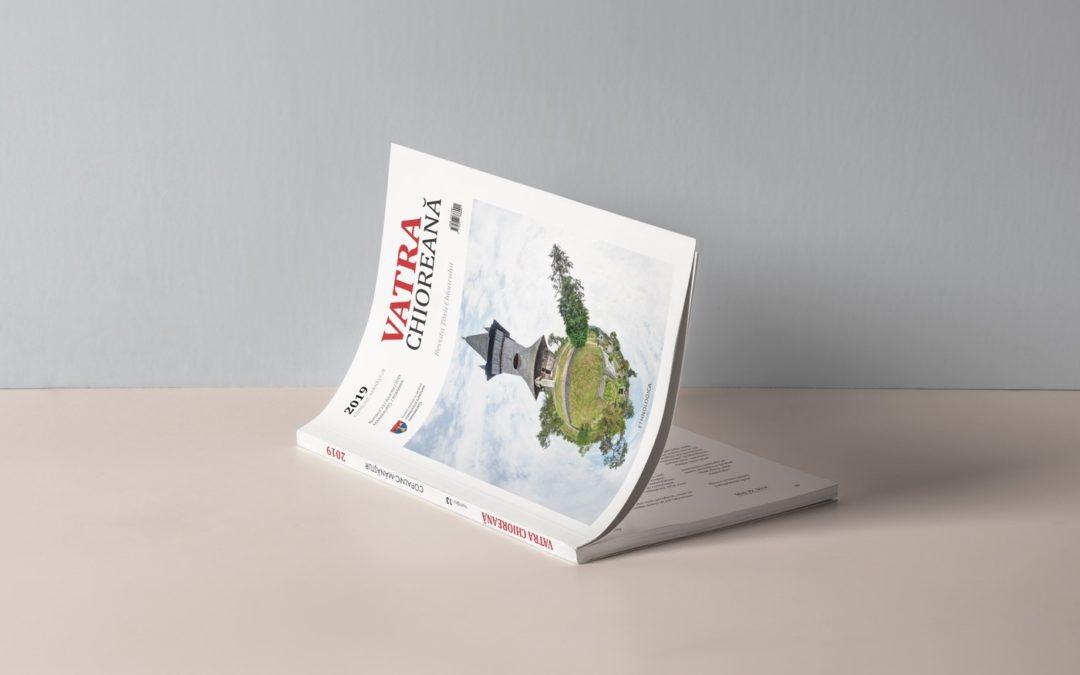"""Rezultatele parţiale ale proiectului """"Biserici din Chioar. Tururi Virtuale"""" au fost publicate în Revista Vatra Chioreană."""